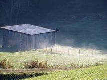 Mgłowy ranek Fotografia Royalty Free