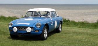 MG sportbil Royaltyfri Foto