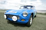 MG Sports car Royalty Free Stock Photography