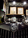 MG Spyder at Milano Autoclassica 2016 Stock Photography