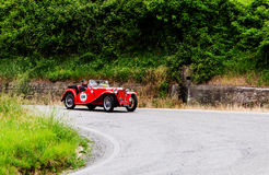 MG  TB  1939 Royalty Free Stock Images