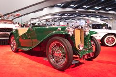 MG TC Stock Photo