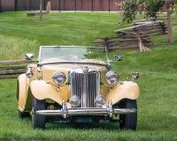 1952 MG TD Royalty-vrije Stock Foto's