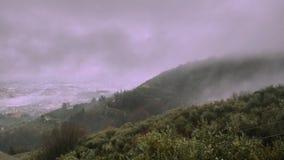 Mgły fotografia stock