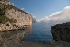 mgły góra Obrazy Royalty Free