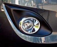 Mgły samochodowa lampa Obraz Stock