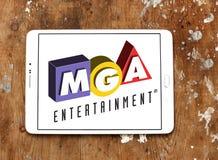MGA rozrywki zabawki wytwórcy logo Zdjęcie Royalty Free