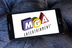 MGA rozrywki zabawki wytwórcy logo Obraz Stock