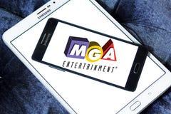 MGA rozrywki zabawki wytwórcy logo Zdjęcia Stock