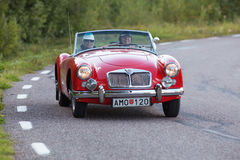MGA SPORT 1958. Royalty Free Stock Photo