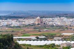Mgarr in Malta Lizenzfreies Stockfoto