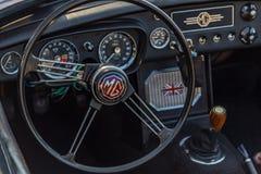 MGB 1966 Stockfoto