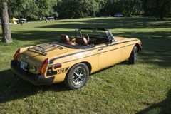Mgb convertible Stock Photos