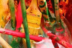 A mágica das cores Fotos de Stock Royalty Free