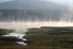 mgieł góry Fotografia Stock