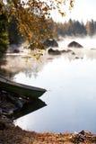 mglisty poranek Fotografia Stock