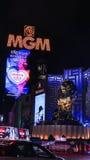 MGM Casino in Las Vegas Royalty Free Stock Photos