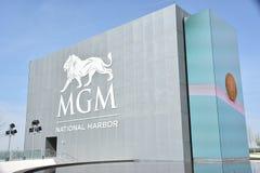 MGM Casino Resort at National Harbor Stock Photography