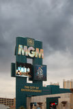 MGM-Casinohotel in Las Vegas Royalty-vrije Stock Afbeelding