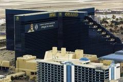 MGM Grand娱乐场和旅馆 免版税库存照片