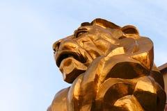 MGM Grand娱乐场和旅馆 图库摄影