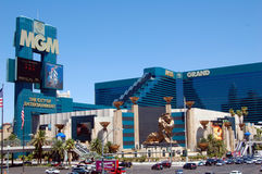 MGM Grand Stock Photography