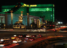 MGM Grand, Las Vegas Stock Photo