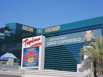 Mgm Grand Las Vegas Images libres de droits