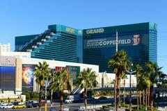 MGM Grand Las Vegas, Las Vegas, NV Royalty Free Stock Photos