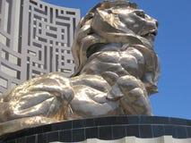 MGM Grand Las Vegas Royalty Free Stock Photos