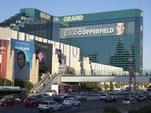 Mgm Grand Las Vegas, Las Vegas, U.S.A. Fotografia Stock Libera da Diritti