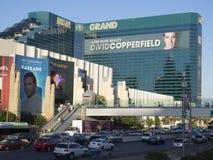Mgm Grand Las Vegas, Las Vegas, USA Royaltyfri Fotografi