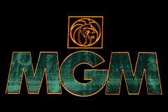 MGM Grand Las Vegas Stock Images