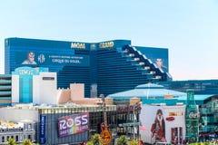 MGM Grand Las Vegas Stock Photography