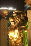 MGM Grand Lion Stock Photography