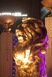 MGM Grand Lion Stock Photos