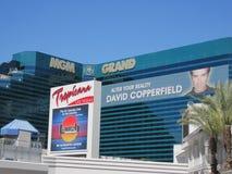 MGM Groot Las Vegas Royalty-vrije Stock Afbeeldingen