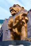 MGM hotel i Zdjęcia Stock