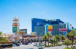 MGM Hotel, Las Vegas Royalty Free Stock Image