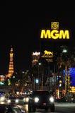 MGM, París y tira Fotografía de archivo