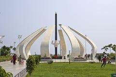 MGR-minnesmärke i Chennai Arkivfoton