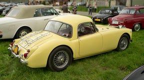 MGS-coupé 1600 - mening van rug Royalty-vrije Stock Afbeeldingen