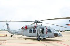 MH-60 S (faucon de chevalier) Image stock