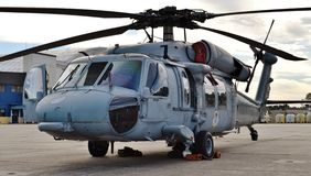 MH-60/SH-60 Seahawk Photos libres de droits