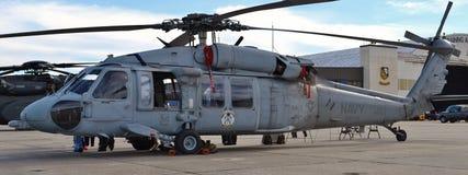 MH-60/SH-60 Seahawk Image libre de droits