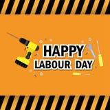 Międzynarodowy pracownika dzień 01 ilustracji