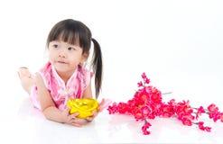 Miúdo asiático Foto de Stock