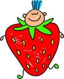Miúdo da fruta ilustração do vetor