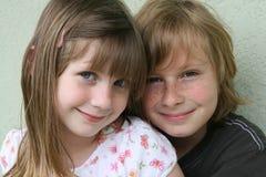 Miúdos de sorriso Imagens de Stock
