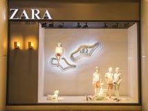 Miúdos de Zara Foto de Stock